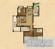 东海香港城中间楼层2室朝阳东山带观景大阳台